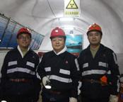 恒安通信矿用调度系统让我们的生产更为安全、顺利!